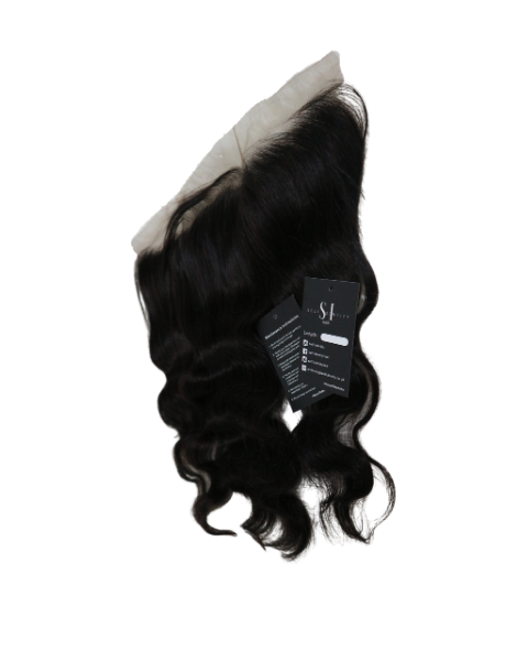 Luxe Body wave frontal - Swiss lace