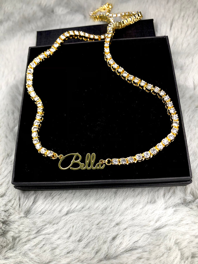 Bella icy necklace
