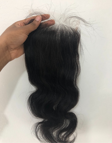 HD Luxe body wave closure