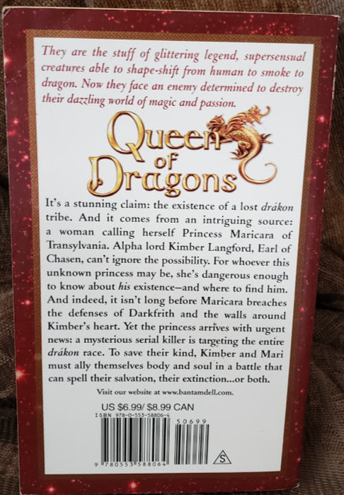 Queen of Dragons: Shana Abe