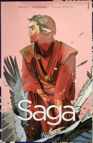 Saga Vol. 2: Brian K. Vaughan, Fiona Staples