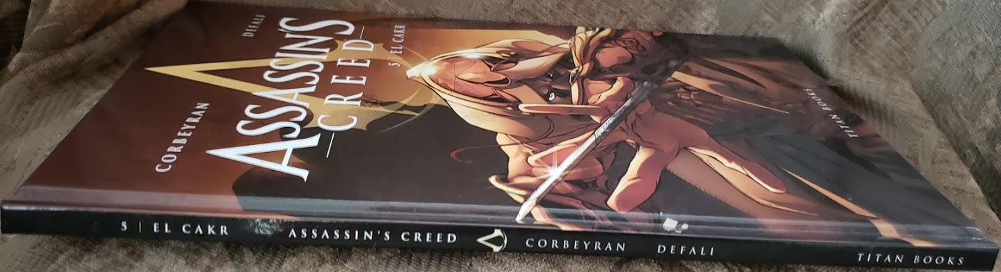 Assassin's Creed El Cakr Vol. 5: Corbeyran, Defali