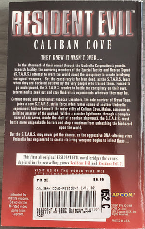 Caliban Cove: S.D. Perry
