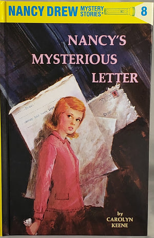 Nancy's Mysterious Letter: Carolyn Keene