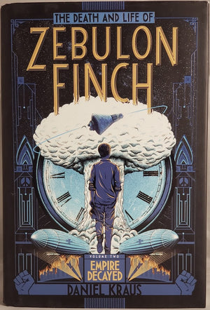 The Death and Life of Zebulon Finch