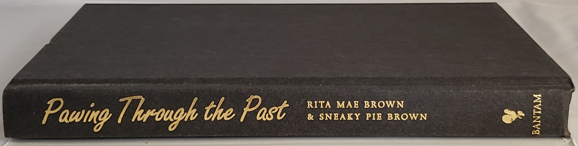 Pawing Through the Past: Rita Mae Brown and Sneaky Pie Brown