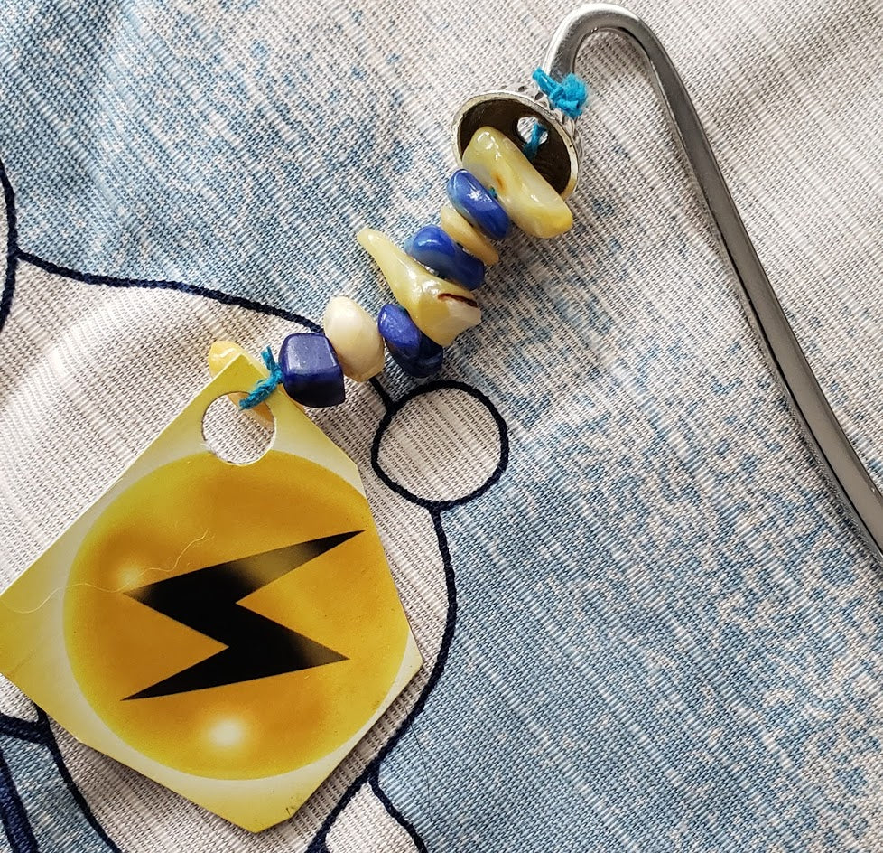 Pikachu Bookmark