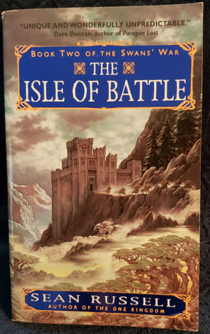 The Isle of Battle: Sean Russell