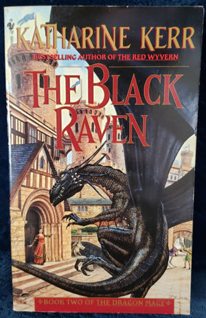 The Black Raven: Katharine Kerr