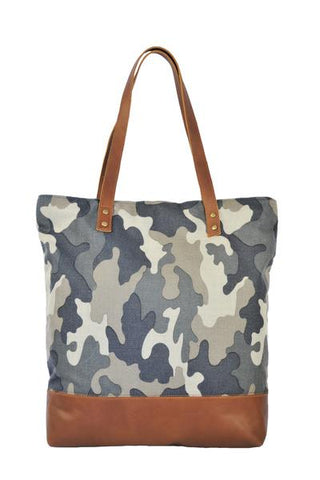 Camo Collection - Our merino wool camo with soft leather accents.