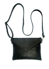 Envelope Bag - Natural Black - Allow 4-5 weeks for delivery