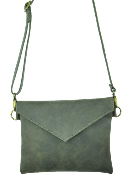 Envelope Bag - Natural Gray -  Allow 4-5 weeks for delivery