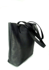 Museum Bag - Natural Black - Allow 4-5 weeks for delivery
