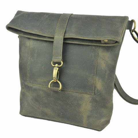 Workbench Shoulder Bag - Natural Gray - Allow 4-5 weeks for delivery