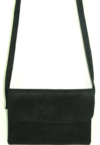 Cross - Body Mini - Natural Black -Allow 4-5 weeks for delivery