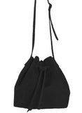 Natural Cut Shoulder Bag - Natural Black - Allow 4-5 weeks for delivery