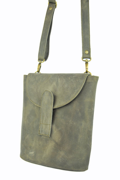 Field Bag - Natural Gray - Allow 4-5 weeks for delivery
