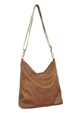 Seattle Sloop - Soft Medium Brown - Allow 4-5 weeks for delivery