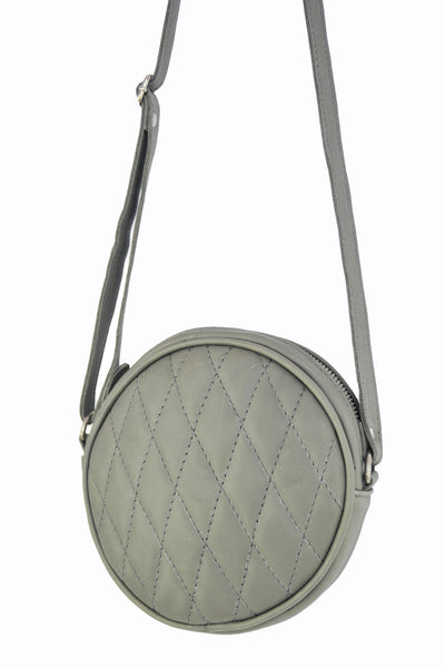 Turin Grid Disc - Soft Light Gray - Allow 4-5 weeks for delivery