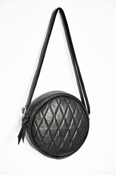Turin Grid Disc - Soft black - Allow 4-5 weeks for delivery