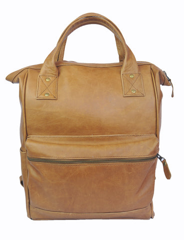 e3d3670347f9 Weekend Backpack - Soft Light Brown - Allow 4-5 weeks for delivery