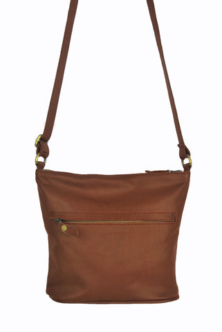 Michigan Ave - Soft medium Brown - Allow 4-5 weeks for delivery