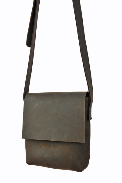 Eindhoven Bag - Medium - Natural Dark Brown - Allow 4-5 weeks for delivery