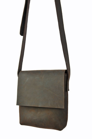 Eindhoven Bag - Small - Natural Dark Brown - Allow 4-5 weeks for delivery