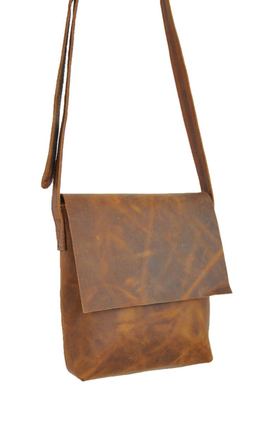 Eindhoven Bag - Medium - Natural Medium Brown - Allow 4-5 weeks for delivery