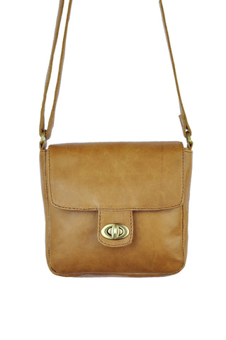 Buckle Box - Soft Light Brown - Allow 4-5 weeks for delivery