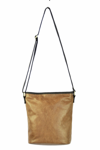 Palomino Bucket Bag - Soft Light Brown - Allow 4-5 weeks for delivery
