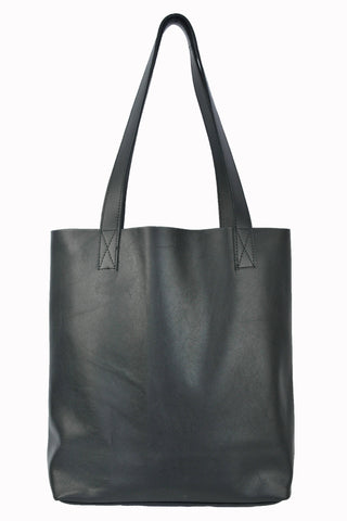 Vert Tote - Soft Black - Allow 4-5 weeks for delivery