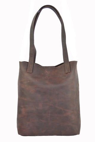 Vert Tote - Natural Oxblood - Allow 4-5 weeks for delivery