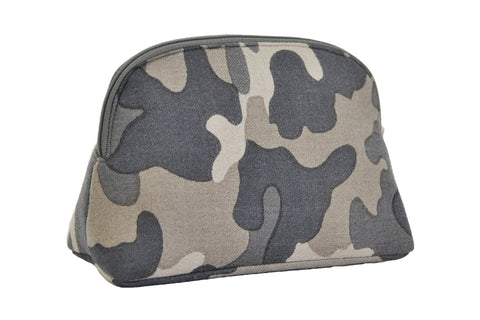 Camo Cosmetic Pouch