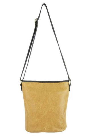 Palomino Bucket Bag - Soft Honey - Allow 4-5 weeks for delivery