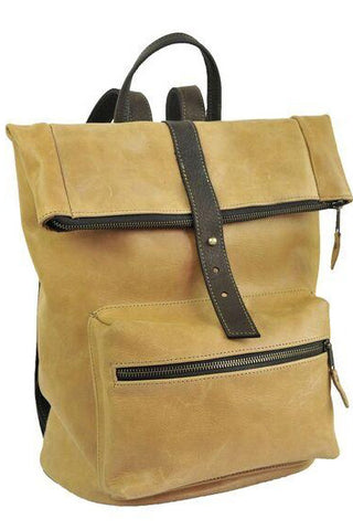 Palomino Bucket Backpack - Soft Honey - Allow 4-5 weeks for delivery