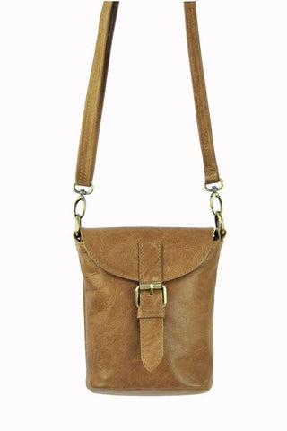 Mini Field Bag - Soft Light Brown - Allow 4-5 weeks for delivery