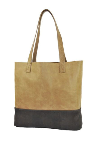 Palomino Tote - Soft Honey - Allow 4-5 weeks for delivery.