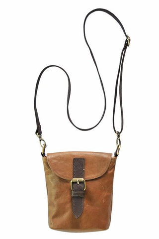 Palomino Mini Field Bag - Soft Light Brown - Allow 4-5 weeks for delivery