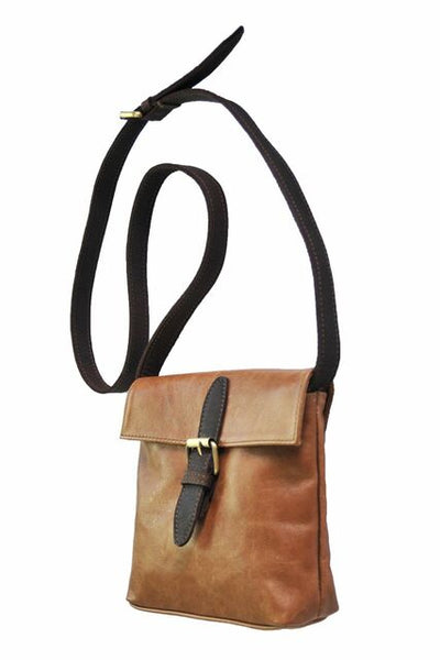 Cafe bag - Soft Light Brown - Allow 4-5 weeks for delivery