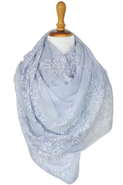 Heirloom Wrap - Blue Gray