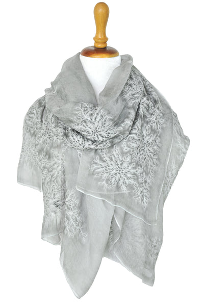 Heirloom Wrap - Gray