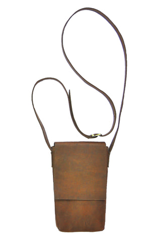 Eindhoven Bag - Mini - Natural Medium Brown - Allow 4-5 weeks for delivery