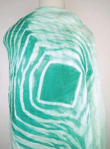 Echo Silk - Green