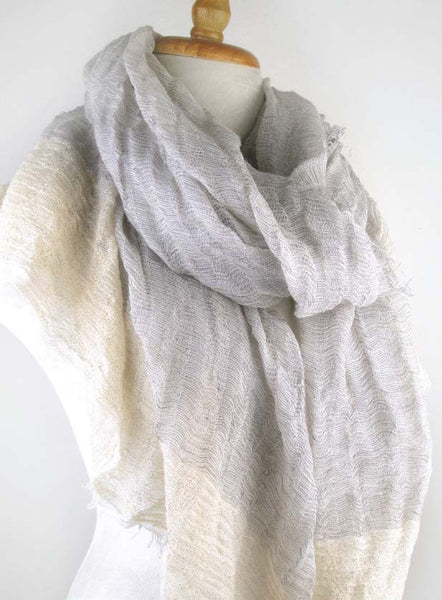 Sea Cliff Wrap - Taupe