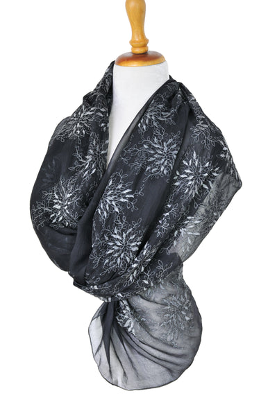 Heirloom Wrap - Black