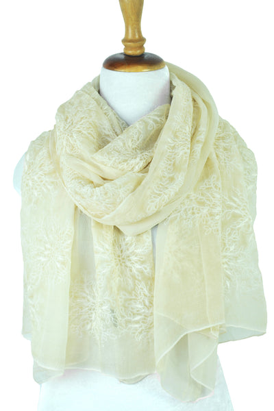 Heirloom Wrap - Cream