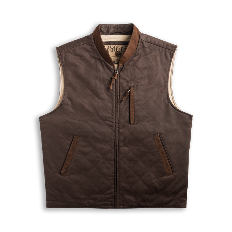 Kennesaw Conceal Carry Quilted Vest