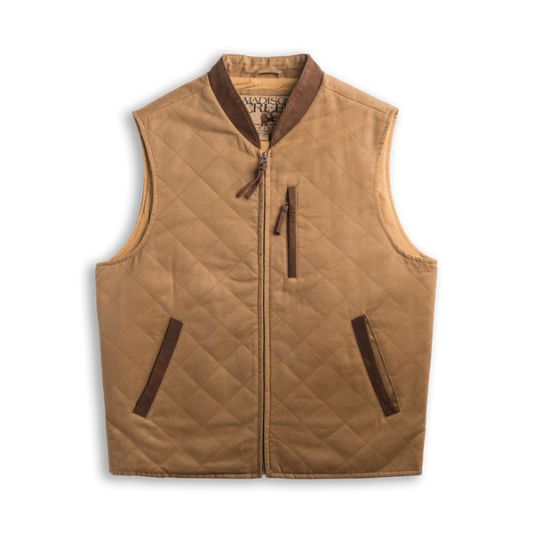 Kennesaw Quilted Vest