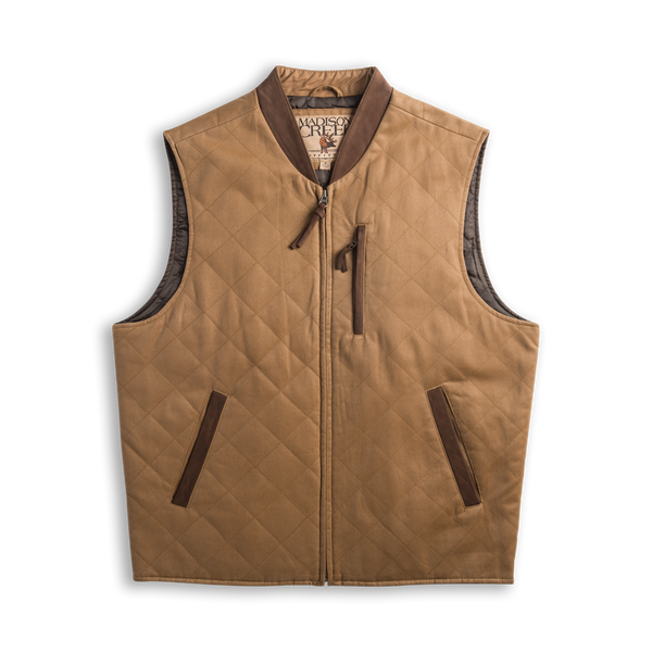Jackson Quilted Vest
